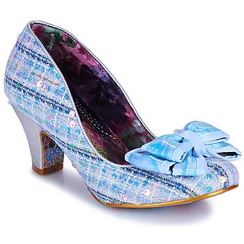 Schuhe Damen Pumps Irregular Choice BAN JOE Blau