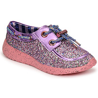 Schuhe Damen Sneaker Low Irregular Choice SKYLAR Violett