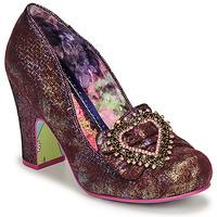 Schuhe Damen Pumps Irregular Choice LE GRAND AMOUR Rose