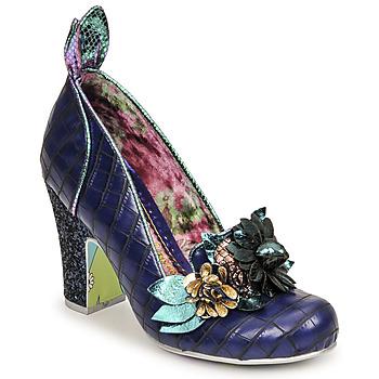 Schuhe Damen Pumps Irregular Choice BUNNY BOO Blau