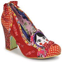 Schuhe Damen Pumps Irregular Choice MATRYOSHKA MEMORIES Rot