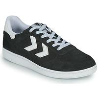 Schuhe Herren Sneaker Low Hummel VICTORY Schwarz