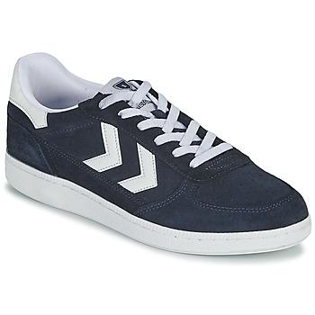 Schuhe Herren Sneaker Low Hummel VICTORY Blau