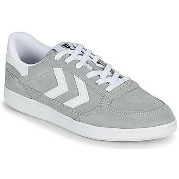 Schuhe Herren Sneaker Low Hummel VICTORY Grau