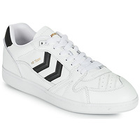 Schuhe Herren Sneaker Low Hummel HB TEAM Weiss / Schwarz
