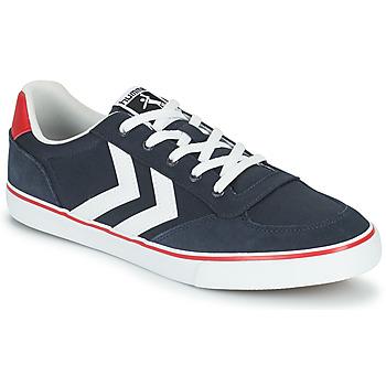 Schuhe Herren Sneaker Low Hummel STADIL LOW OGC 3.0 Blau