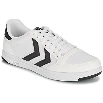 Schuhe Herren Sneaker Low Hummel STADIL LIGHT CANVAS Weiss