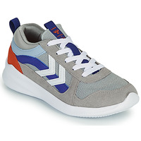 Schuhe Kinder Sneaker Low Hummel BOUNCE JR Grau / Blau