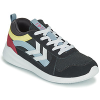 Schuhe Kinder Sneaker Low Hummel BOUNCE JR Grau