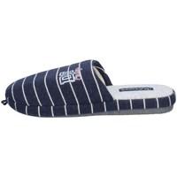 Schuhe Herren Hausschuhe De Fonseca ROMA TOP I M650 BLAU