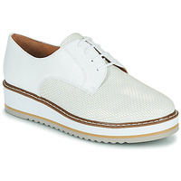 Schuhe Damen Derby-Schuhe Karston ORPLOU Weiss