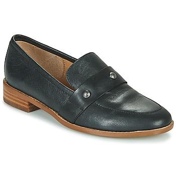 Schuhe Damen Slipper Karston GINESS Schwarz