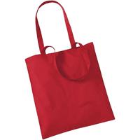 Taschen Shopper / Einkaufstasche Westford Mill W101 Rot