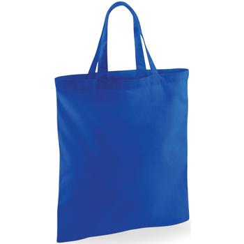 Taschen Shopper / Einkaufstasche Westford Mill W101S Königsblau