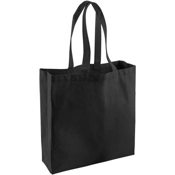 Taschen Damen Shopper / Einkaufstasche Westford Mill WM623 Schwarz