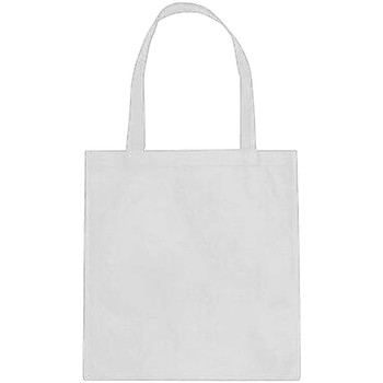 Taschen Shopper / Einkaufstasche Shugon SH4120 Weiß