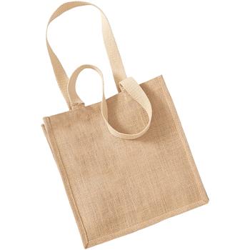 Taschen Shopper / Einkaufstasche Westford Mill W406 Natur