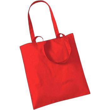 Taschen Shopper / Einkaufstasche Westford Mill W101 Hellrot