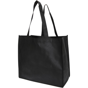 Taschen Damen Shopper / Einkaufstasche Shugon SH4120 Schwarz