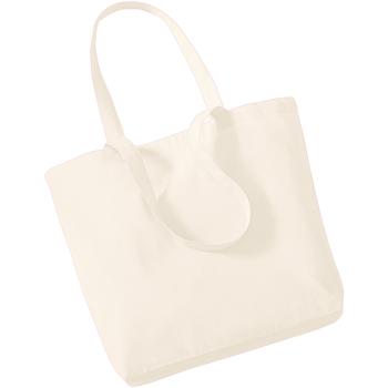 Taschen Shopper / Einkaufstasche Westford Mill W180 Natur