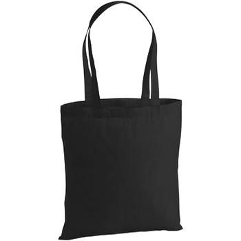Taschen Shopper / Einkaufstasche Westford Mill W201 Schwarz