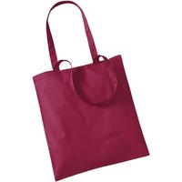 Taschen Shopper / Einkaufstasche Westford Mill W101 Cranberry