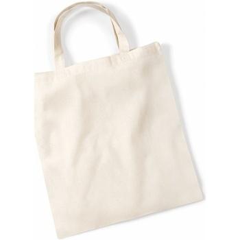 Taschen Shopper / Einkaufstasche Westford Mill W100 Natur