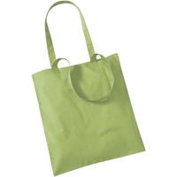 Taschen Shopper / Einkaufstasche Westford Mill W101 Kiwi