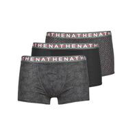 Unterwäsche Herren Boxer Athena EASY STYLE X3 Schwarz / Grau / Grau