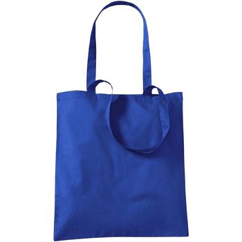 Taschen Shopper / Einkaufstasche Westford Mill W101 Helles Royalblau