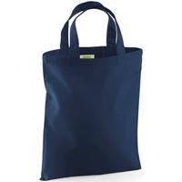 Taschen Shopper / Einkaufstasche Westford Mill W104 Marineblau