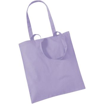 Taschen Shopper / Einkaufstasche Westford Mill W101 Lavendel