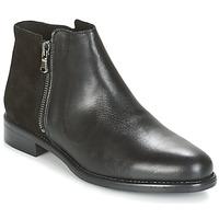 Schuhe Damen Boots Betty London FIANI Schwarz