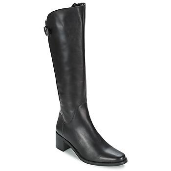 Schuhe Damen Klassische Stiefel Betty London SALINA Schwarz