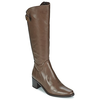 Schuhe Damen Klassische Stiefel Betty London SALINA Braun