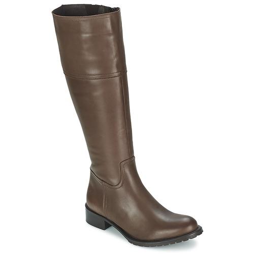 Betty London CAVAK Braun Schuhe Klassische Stiefel Damen 64,50