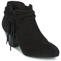 Schuhe Damen Low Boots Betty London CROUTILLE Schwarz