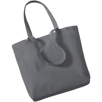 Taschen Shopper / Einkaufstasche Westford Mill W180 Graphitgrau