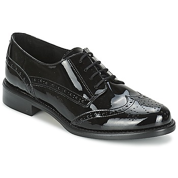 Schuhe Damen Derby-Schuhe Betty London CODEUX Schwarz