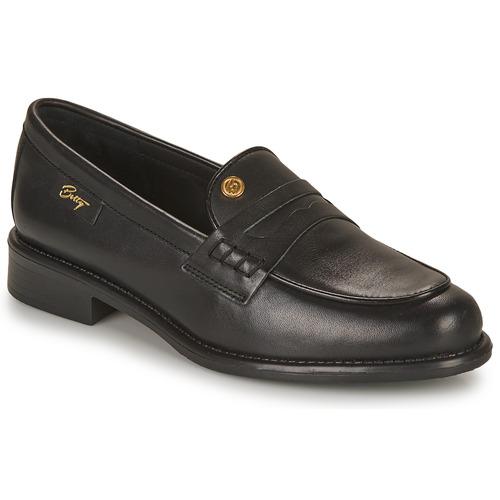 Schuhe Damen Slipper Betty London MAGLIT Schwarz