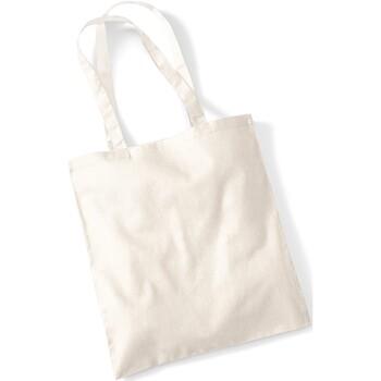 Taschen Shopper / Einkaufstasche Westford Mill W101 Natur