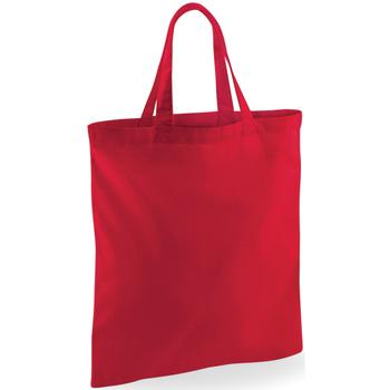 Taschen Shopper / Einkaufstasche Westford Mill W101S Rot