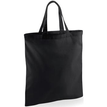 Taschen Shopper / Einkaufstasche Westford Mill W101S Schwarz