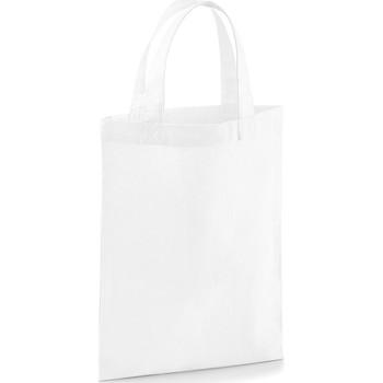 Taschen Shopper / Einkaufstasche Westford Mill W103 Weiß