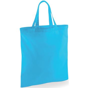 Taschen Shopper / Einkaufstasche Westford Mill W101S Surfblau