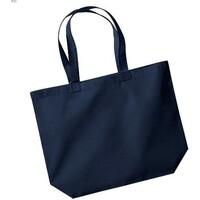 Taschen Shopper / Einkaufstasche Westford Mill W125 Marineblau
