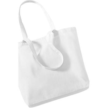 Taschen Shopper / Einkaufstasche Westford Mill W180 Weiß