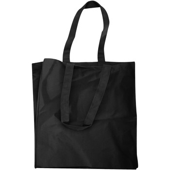 Taschen Shopper / Einkaufstasche Quadra QD23 Schwarz