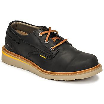 Schuhe Herren Derby-Schuhe Caterpillar JACKSON LOW Schwarz