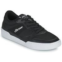 Schuhe Herren Sneaker Low Ellesse USTICA Schwarz